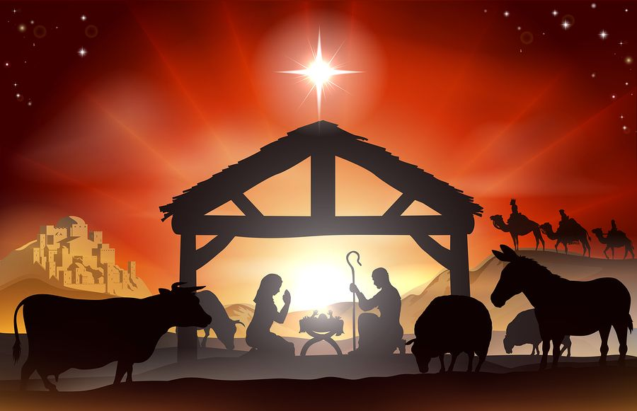 Merry Christmas! Remember the reason for the season: Jesus Christ ...